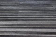 Randig trägolvytterlighetnärbild Arkivbilder