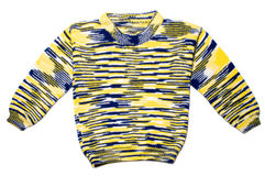 randig tröja Royaltyfri Fotografi