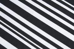 randig white för bakgrundsblack Royaltyfria Foton
