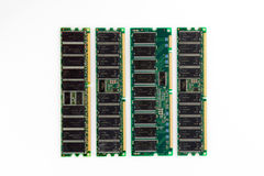 Random access memory Royalty Free Stock Image