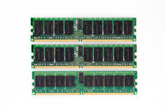 Random access memory Royalty Free Stock Photos
