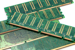 Random access memory (RAM) Stock Images