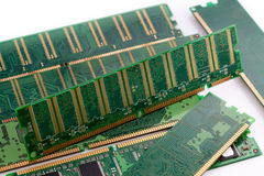 Random access memory (RAM) Stock Photography