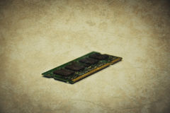 Random Access Memory Royalty Free Stock Photo