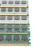 Random Access Memory for servers. Stock Images