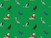 Random Asian Birds Wallpaper 1 Royalty Free Stock Photos