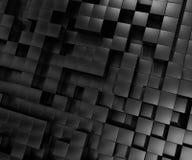 Random Block Wall Royalty Free Stock Photo