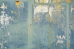 Random collage or rusty wall background texture Royalty Free Stock Photo