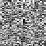 Random color squares triangel. Random colored abstract, digital generative art for design texture & background. Random tile Royalty Free Stock Photography