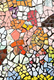 Random colored tiles Royalty Free Stock Photography