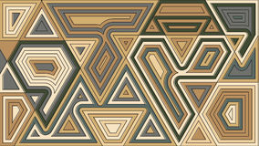 Random geometrical shapes wallpaper. Vector illustration. Abstra Stock Photos