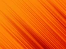 Random Gradient Shoots Orange. Layered  illustration of gradient lines shooting diagonally over orange background Royalty Free Stock Images