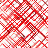 Random intersecting lines, squares. Modern colorful geometric te Royalty Free Stock Image