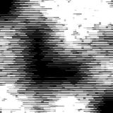 Random lines, stripes texture. Glitch, interference, malfunction Stock Images