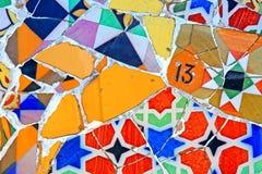 Random Mosaic Pattern Stock Photos