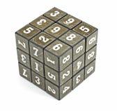 Random numbers Stock Foto