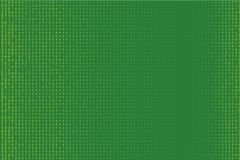 Random numbers 0 - 9. Background in a matrix style. Code pattern with digits on screen, falling character. Royalty Free Stock Photography