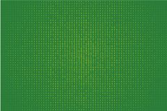 Random numbers 0 - 9. Background in a matrix style. Code pattern with digits on screen, falling character. Stock Image