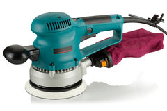 Random Orbit Sander Royalty Free Stock Photography
