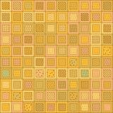 Random Pattern Mosaic Stock Photo