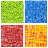 Random pattern / texture with irregular distorted elements. Royalty free vector illustration Royalty Free Stock Photography