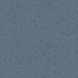 Random pentagons seamless pattern Royalty Free Stock Photography