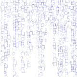 Random rectangles Stock Images