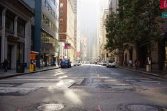 Random San Francisco City Street Royalty Free Stock Photography