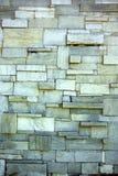 Random Size Marble Block Wall Stock Image