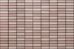 The random tile pattern texture wall. The random tile pattern texture Royalty Free Stock Photo