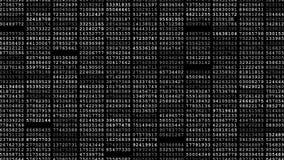 Randome-Codebetrieb lizenzfreie abbildung