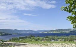 Randsfjorden Lake Stock Photography