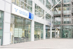 Randstad munich airport Stock Images