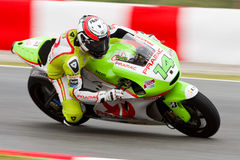Randy de Puniet (Ducati) Stock Images