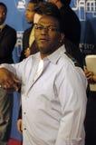 Randy Jackson no tapete vermelho. Imagem de Stock Royalty Free