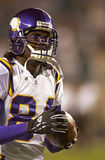 Randy Moss Foto de Stock Royalty Free