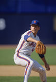 Randy Myers. New York Mets relief pitcher Randy Myers. (Image taken from color slide Stock Image