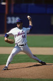 Randy Myers. New York Mets relief pitcher Randy Myers. (Image taken from color slide Stock Photos