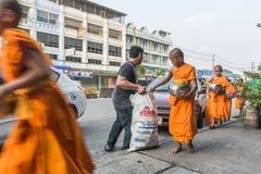 Rane pescarici buddisti Fotografie Stock Libere da Diritti
