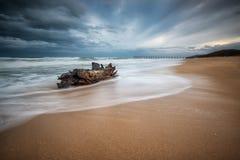 ranek burzowy Fotografia Stock