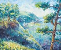 ranek głąbika morze Obraz Royalty Free