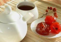 ranek herbata Zdjęcie Royalty Free