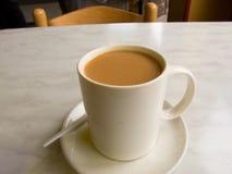ranek herbata zdjęcia royalty free