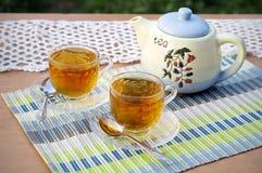 Ranek herbata Zdjęcia Stock