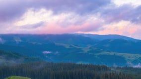 ranek mgliste góry zbiory