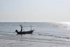 Ranek na morzu Obrazy Royalty Free