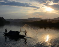 Ranek Po burzy zdjęcie royalty free