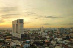 Ranek przy Bangkok Obrazy Royalty Free