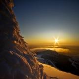 ranek słońce Obraz Royalty Free