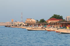 Ranek w al Umm fotografia royalty free
